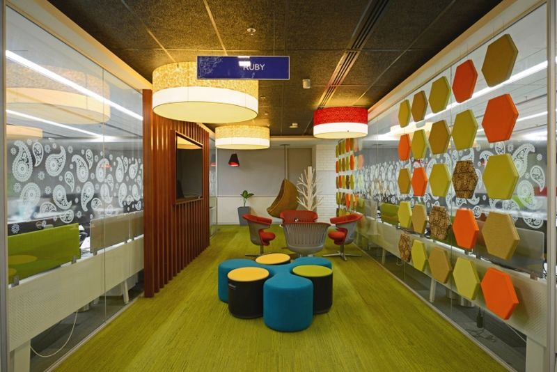 Coolest Office Spaces In India You 39 D Love To Wok In