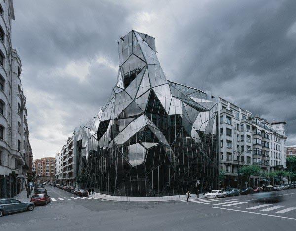 Basque-Health-Department-Headquarters-of-Bilbao-Spain