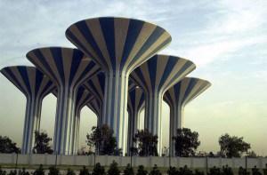 Kuwait Water Towers | StrucCore