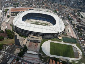 Rio 2016 olympic Park View from top