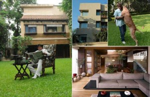 Indian Celebrity Amitabh Bachchan House