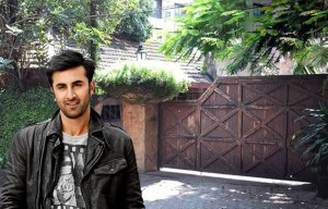 Indian Celebrity Ranbir Kapoor House