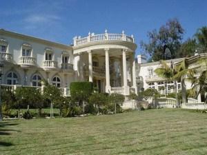 Indian Celebrity Shahrukh Khan House