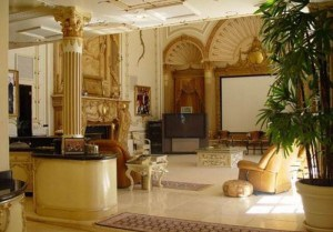 Indian Celebrity Shahrukh Khan Home
