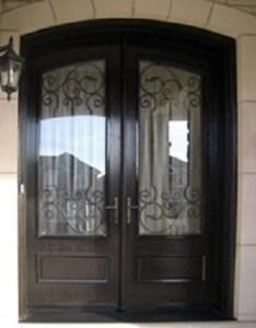 fibreglass-door