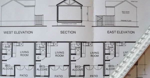 Construction Drawings | Site Plan Drawing | Architecture Drawing